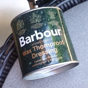 NEW BARBOUR Wax Thornproof Dressing in 8oz…